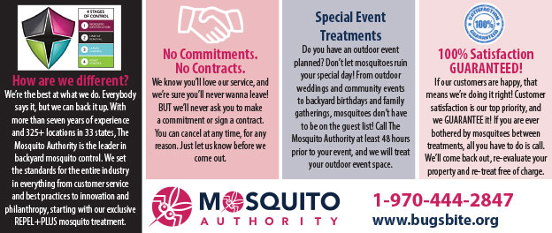 Mosquito Authority Services