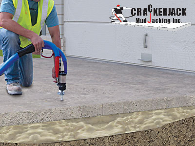 Crackerjack Mudjacking Concrete Repair Fort Collins