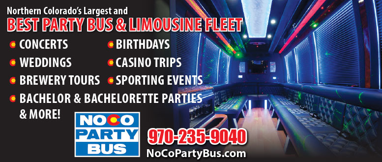 NOCO Party Bus Services Fort Collins