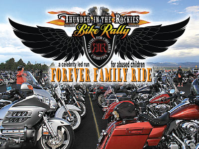 Thunder in the Rockies Family Ride