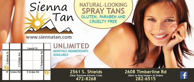 Sienna Tan Fort Collins Information