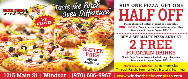Brick Oven Pizza & Subs Coupon Deals