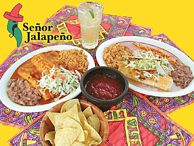 Señor Jalapeño Mexican Restaurant in Windsor, CO