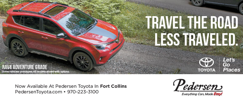 Pedersen Toyota Rav4 Deals in Fort Collins