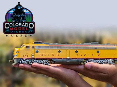 Colorado Model Railroad Museum - Greeley, CO