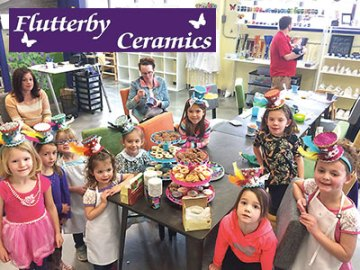 Flutterby Ceramics in Fort Collins