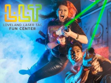 Loveland Laser Tag Fun Center
