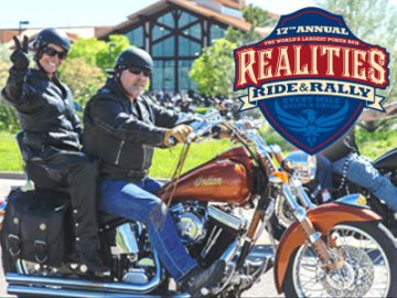 Realities Ride & Rally - May 26 & 27