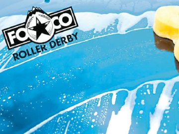 FOCO Roller Derby Car Wash Fundraiser in Fort Collins, CO