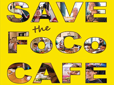 Save the FoCo Cafe