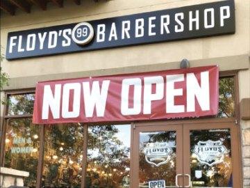 Floyd's 99 Barbershop, Fort Collins