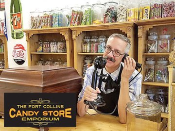 The Fort Collins Candy Store Emporium