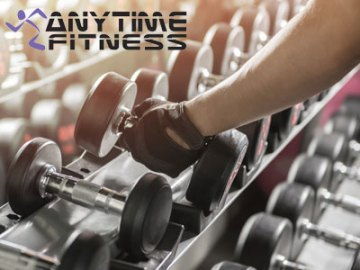 Anytime Fitness in Johnstown, near Fort Collins, CO