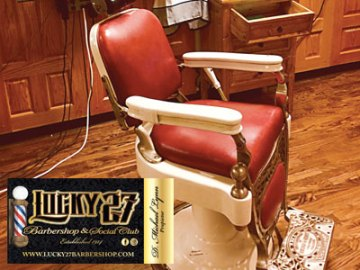 Lucky 27 Barbershop, Windsor, CO
