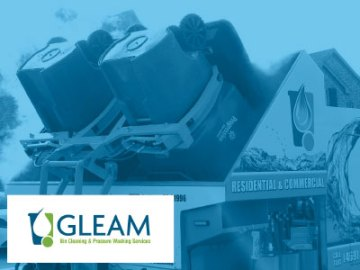 Gleam Trash Bin Cleaning in Fort Collins, Loveland & Windsor