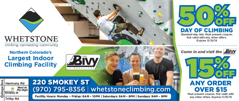 Summer Climbing Camps at Whetstone - $50 Off Coupon Deal
