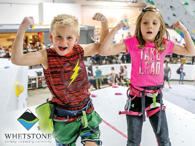 Whetstone Summer Climbing Camps in Fort Collins
