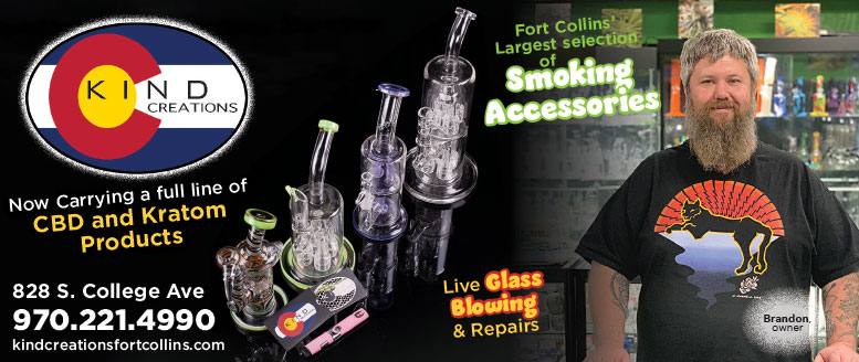 Kind Creations Smoke Shop Coupon Deal in Fort Collins