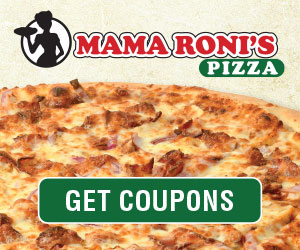 Get Mama Roni's Pizza Coupons