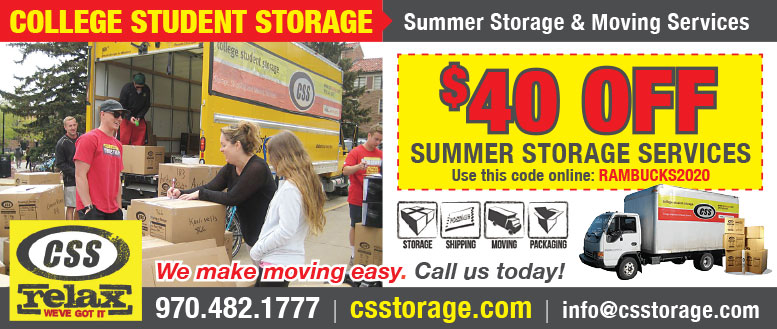 College Student Storage - $40 Off Summer Moving Services Coupon Deal