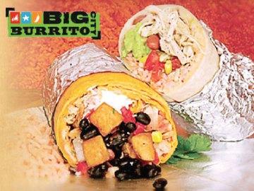 Big City Burrito in Fort Collins, CO
