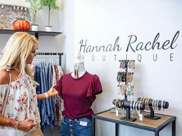 Hannah Rachel Boutique in Windsor, CO