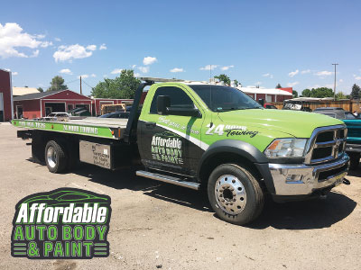 Affordable Auto Body & Paint in Loveland, CO