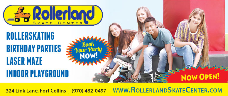 Rollerland Skate Center Coupon Deals in Fort Collins - Free Pass or $10 Off Family Fun