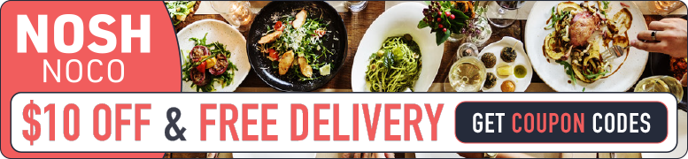 Noco Nosh - Get Coupon Codes for $10 Off & Free Delivery