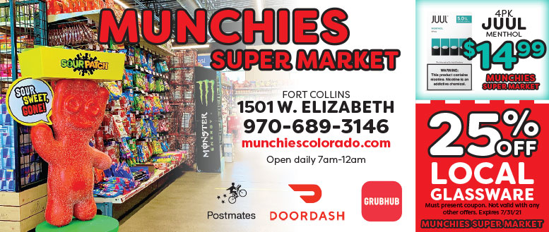 Munchies Super Market in Fort Collins, NoCo Coupon Deals