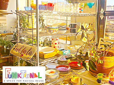 Funktional - A Space for Radical Reuse, Fort Collins, NoCo
