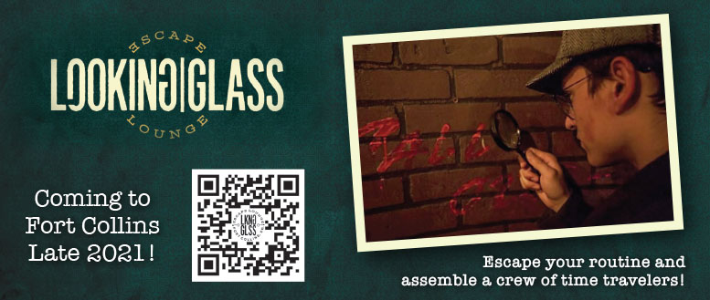 Looking Glass Escape Lounge - Coming to Fort Collins, NoCo