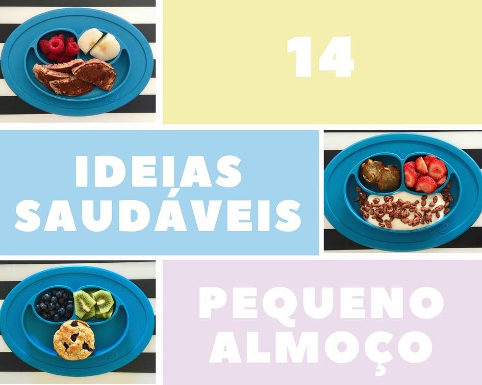 14  pequenos-almoços saudáveis para crianças