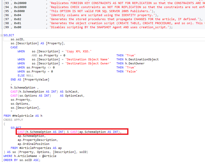 Replication_PreCreationCommand_SchemaOptions
