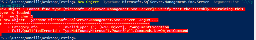 [PowerShell] What Assemblies do I have?