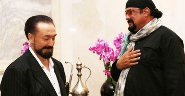 Steven Seagal has learned that Islam is a religion of peace