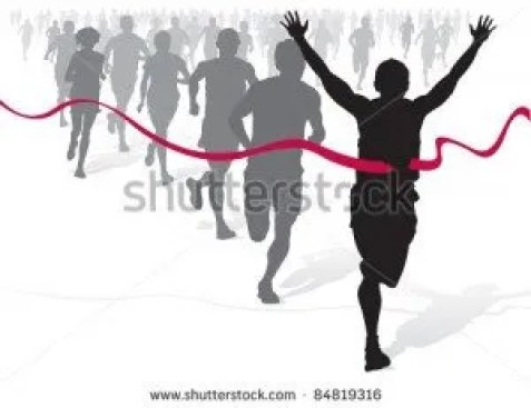 stock-vector-winning-athlete-ahead-of-a-group-of-marathon-runners-84819316