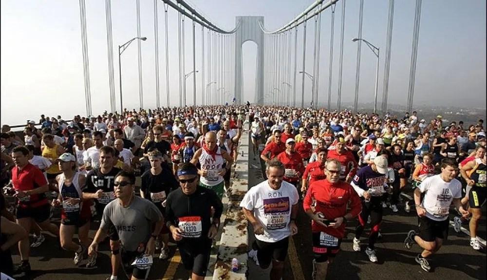riesgos de correr un maraton