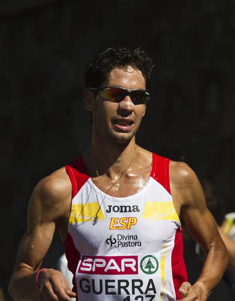 los españoles que correran el maratón en los JJOO