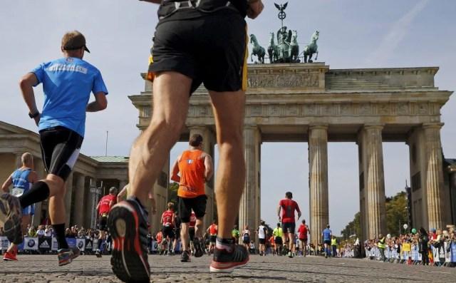 errores al correr el maratón
