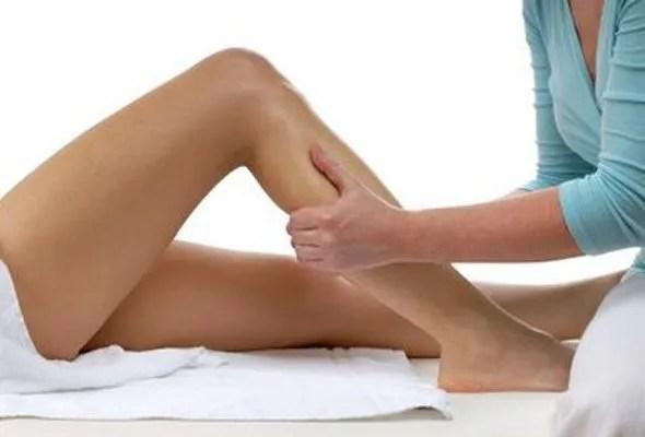 rotura de fibras masaje