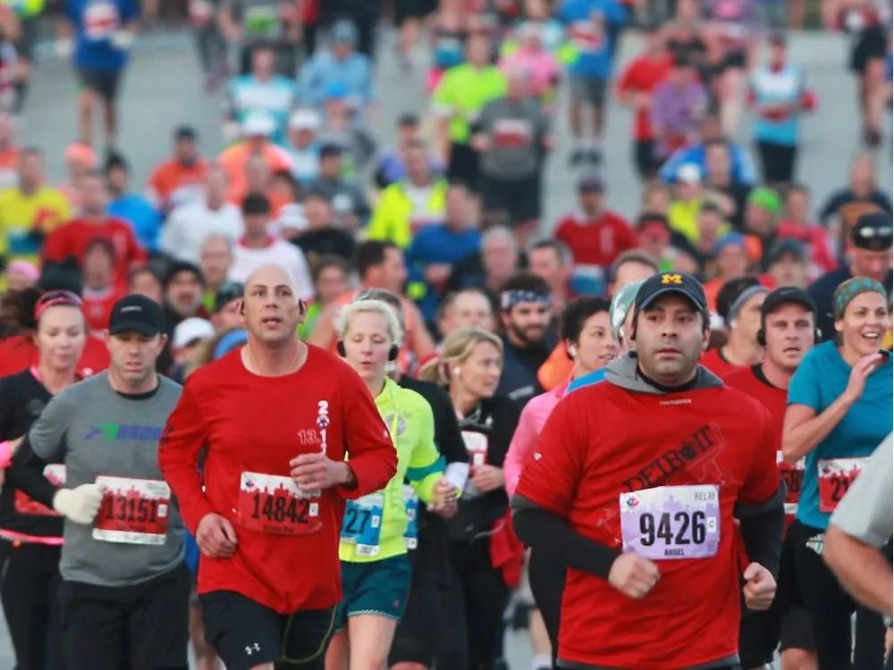 correr un maratón en 5 horas