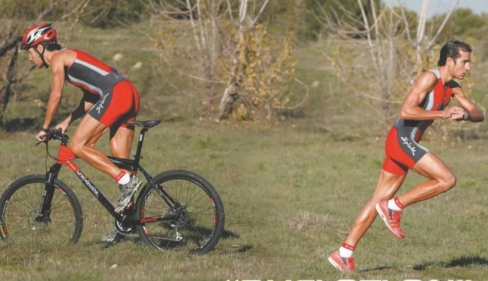 beneficios de la bici en el corredor