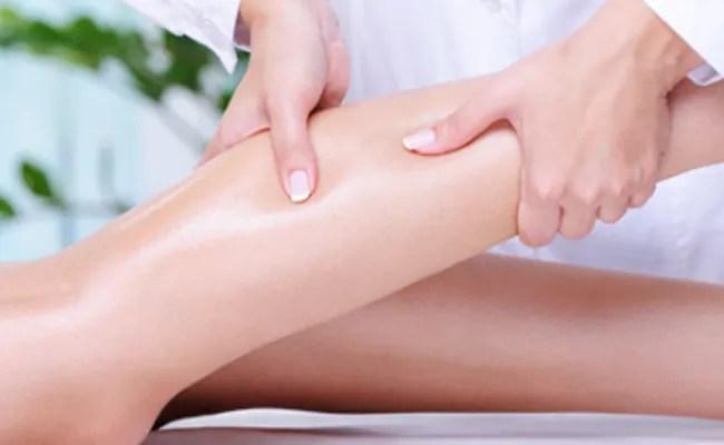 masaje de descarga