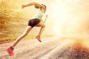 no puedo dejar de correr nunca