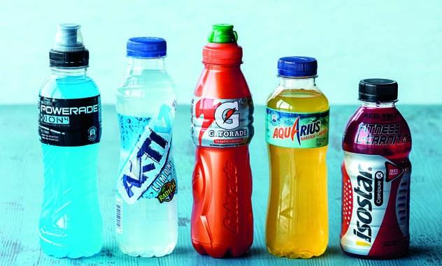 bebidas isotónicas para corredores