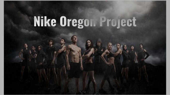 investiga el Nike Oregon Project