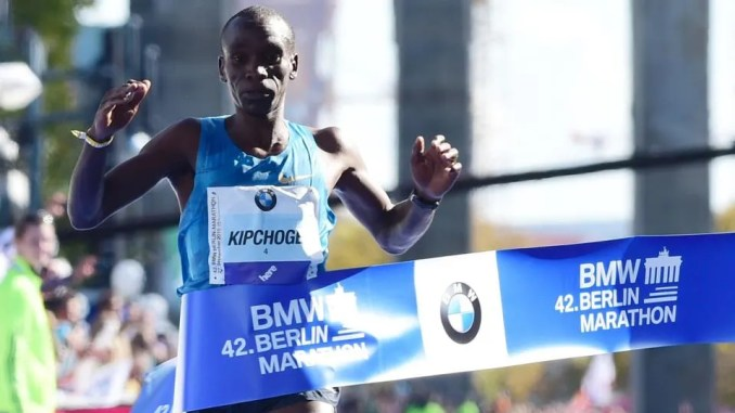 récord del mundo de maratón