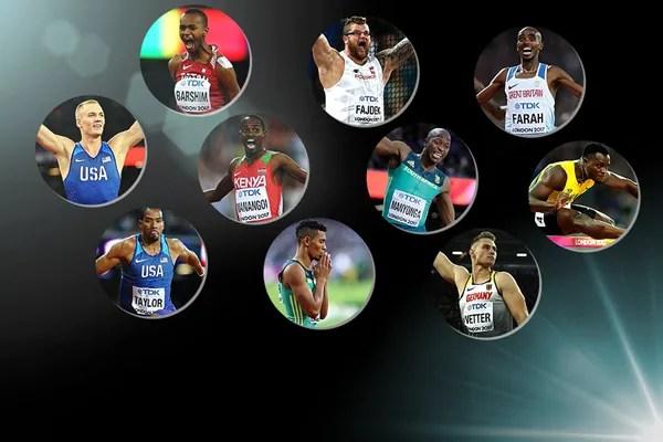 atleta del año iaaf hombres