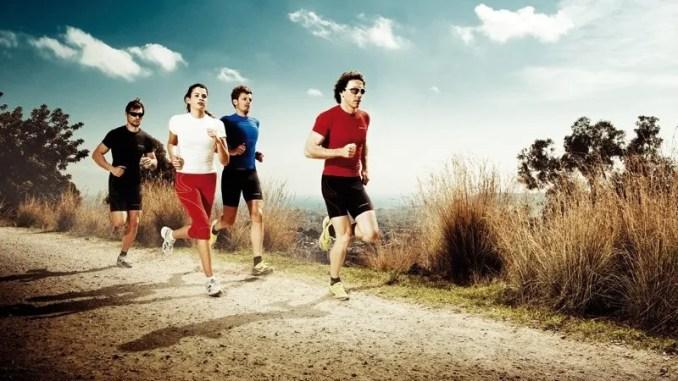 entrenar en un club de atletismo